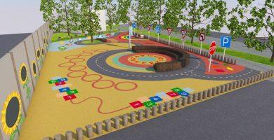 Proiect Bugetare participativă – Pauza de joacă