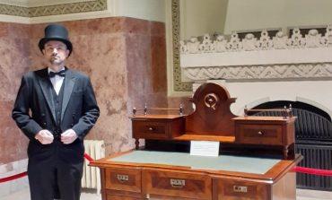 Joi: Exponatul lunii noiembrie, la Sala Unirii din Alba Iulia