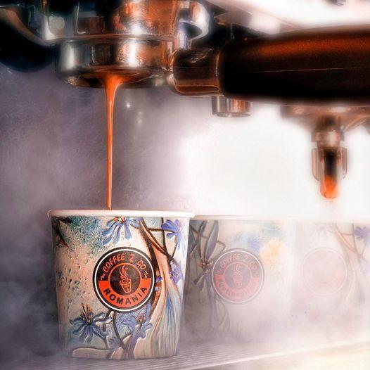 Dați-i organismului cafeaua de care crede că are nevoie! Coffee 2 Go Alba Iulia are cele mai bune sortimente