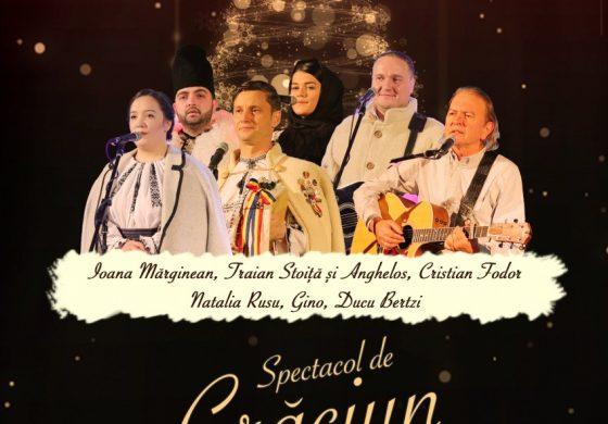 Spectacol de Crăciun organizat de Casa de Cultură a Studenților Alba Iulia