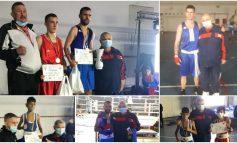 Patru medalii, la două importante competiții, pentru pugiliștii CS Unirea Alba Iulia