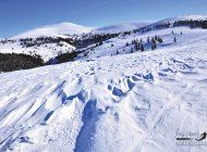 Urmează vreme frumoasă, în weekend, iar starea pârtiilor, la Șureanu, rămâne acceptabilă