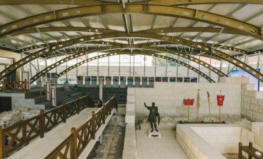 Valorificarea turistică a urmelor castrului roman de la Apulum, prin proiectul ISTER