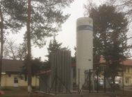 Spitalul Municipal Sebeș a finalizat lucrările de instalare a echipamentului pentru oxigenoterapie