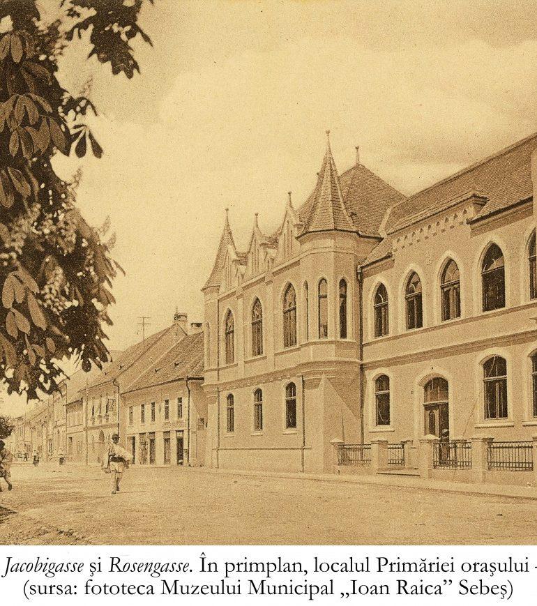 Minutul de istorie: CEI DINTÂI PRIMARI AI ADMINISTRAŢIEI ROMÂNEȘTI, LA SEBEȘ