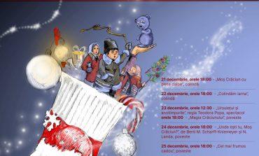 """Teatrul de Păpuși """"Prichindel"""" vine în întâmpinarea sărbătorilor de iarnă cu daruri alese pentru cei mici"""