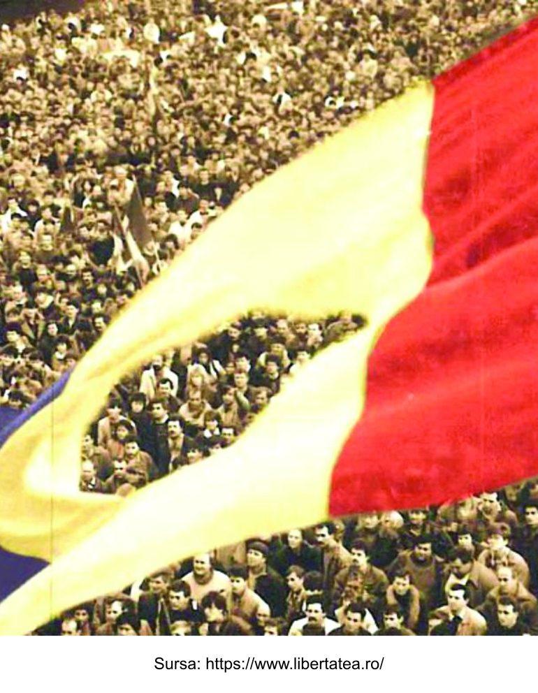 31 DE ANI DE LIBERTATE: REVOLUȚIA ROMÂNĂ DIN DECEMBRIE '89