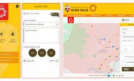 O problemă semnalată e pe jumătate rezolvată: Primăria Alba Iulia a dezvoltat SmartAlert Alba Iulia