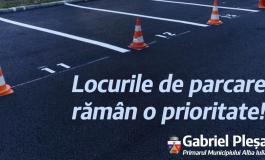 Problema parcărilor rămâne una din marile provocări ale actualei administrații