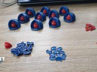"""Elevii Colegiului Național """"Horea, Cloșca și Crișan"""" care fac parte de echipa de robotică Xeo, au donat către 10 școli gimnaziale din județul Alba, kituri cu materiale didactice printate 3D pentru catedrele de științe"""