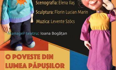 """Teatrul de Păpuși """"Prichindel"""" dă startul noului an cu unul din cele mai importante proiecte"""