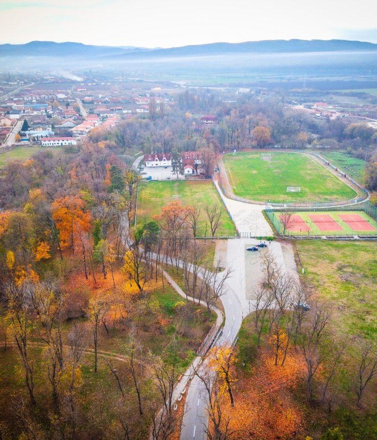 Primăria Sebeș continuă procedurile reabilitarea şi revitalizarea Parcului Arini. Licitația pentru proiectare a fost publicată în sistemul de achiziții publice