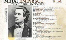 """Ziua Culturii Naționale sărbătorită de către Biblioteca Județeană """"Lucian Blaga"""" Alba"""