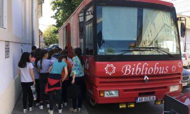 Bibliobuzul în județul Alba