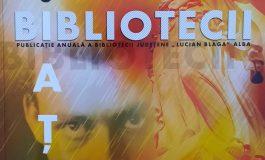 """Revista """"Viața Bibliotecii"""" – o oglindă a vieții profesionale și a proiectelor culturale din Biblioteca Județeană """"Lucian Blaga"""" Alba"""