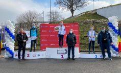 CS Unirea Alba Iulia a dominat proba de 20 de km a Campionatului Național de Marș: Patru medalii, dintre care două de aur