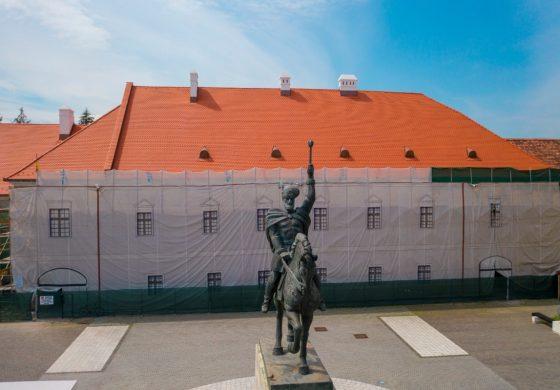 Palatul Principilor: Stadiul lucrărilor de restaurare și valorificare