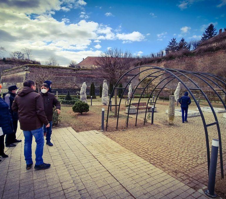 Cetatea Alba Carolina va fi întreținută în mod constant, pentru a putea deveni un obiectiv viabil, atât turistic, cât mai ales economic