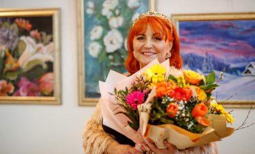 Expoziția de artă plastică semnată de Rodica Pungea, la Aiud