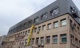 Lucrările de mansardare la Spitalul Județean de Urgență Alba Iulia se apropie de final
