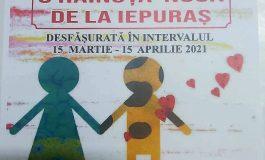 O hăinuță nouă de la Iepuraș, campanie umanitară la Aiud