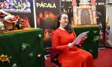 """Teatrul de Păpuși """"Prichindel"""" continuă seria activităților online"""