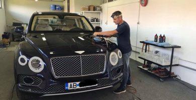 Primul atelier de cosmetică auto din județul Alba a împlinit 18 ani