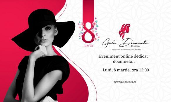 8 Martie 2021, sărbătoarea feminității la Sebeș. Un buchet de evenimente online dedicat Zilei Internaționale a Femeii