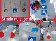 """""""Educatie rutiera – Educatie pentru viață!"""" cu copiii de la Grădiniţa cu P. P. Step By Step Nr. 12"""