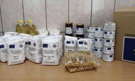 Municipiul Sebeș: Anunț privind distribuirea pachetelor cu ajutoare alimentare persoanelor defavorizate