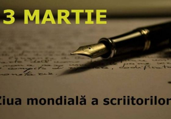 3 martie – Ziua Mondială a Scriitorilor