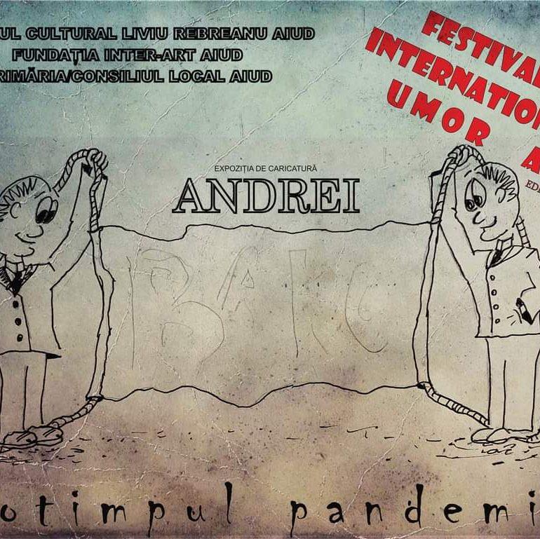 Festivalul Internațional de Umor Aiud, aprilie  2021