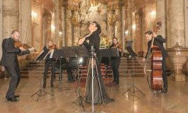 Concertul de închidere a turneului internațional JAZZT Vivaldi transmis online de la Biserica Sfântul Carol din Viena