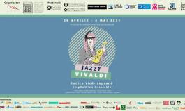 Turneul internațional online JAZZT Vivaldi cu soprana Rodica Vică și ImpRoWien Ensemble 20 aprilie – 4 mai 2021