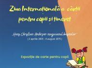 Astăzi, sărbătorim cărțile pentru copii și tineret! Biblioteca din Sebeș așteaptă micii cititori pentru a împrumuta cărțile copilăriei