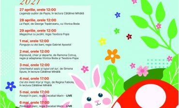 """Teatrul de Păpuși """"Prichindel"""" v-a pregătit un program de evenimente, dedicat Sărbătorilor Pascale"""
