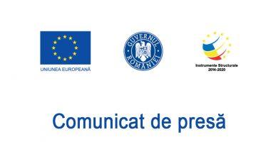 CREATIVE CONCEPT ADVERTISING SRL: COMUNICAT ÎNCEPERE PROIECT