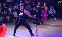 Campionatul Național al României la dans sportiv 2021! «Un ochi râde, altul plânge...»