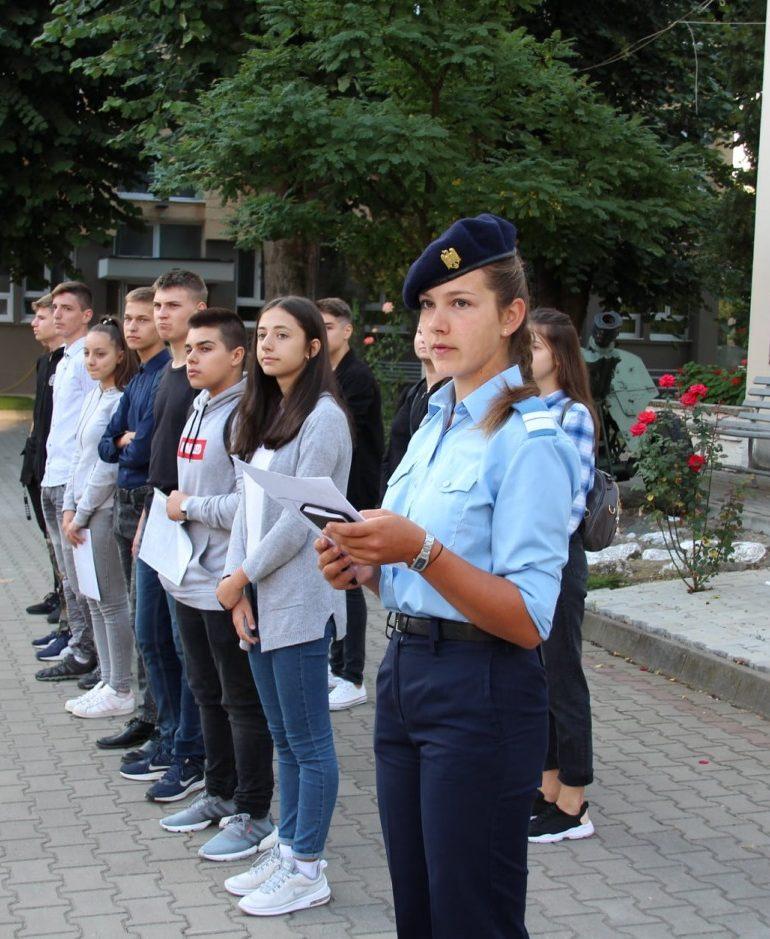 """204 candidați susțin proba de verificare a cunoştinţelor în Colegiul Național Militar """"Mihai Viteazul"""" Alba Iulia, în vederea admiterii în colegiile naționale militare"""