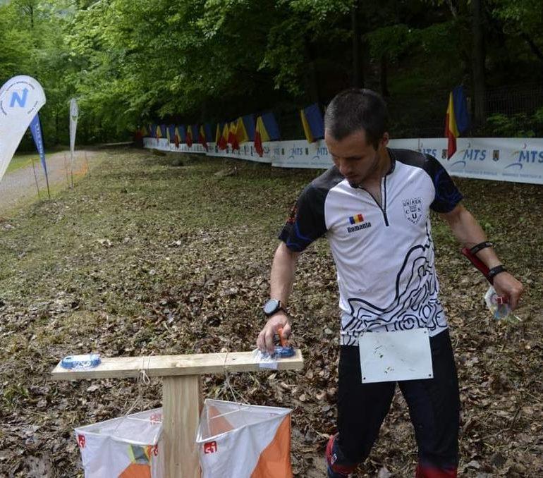Sportivii CS Unirea Alba Iulia, Ionuț Zincă și Tamas Bogya, locurile 1 și 3 la Cupa României la Orientare