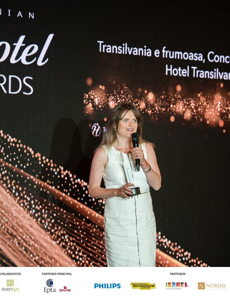 Cea mai bună inițiativă de promovare a turismului local este o investiție privată din Alba Iulia: Hotel Transilvania a câștigat primul loc la Top Hotel Awards