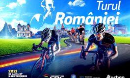 Turul României 2021 va avea loc în perioada 31 august - 5 septembrie și va debuta la Timișoara