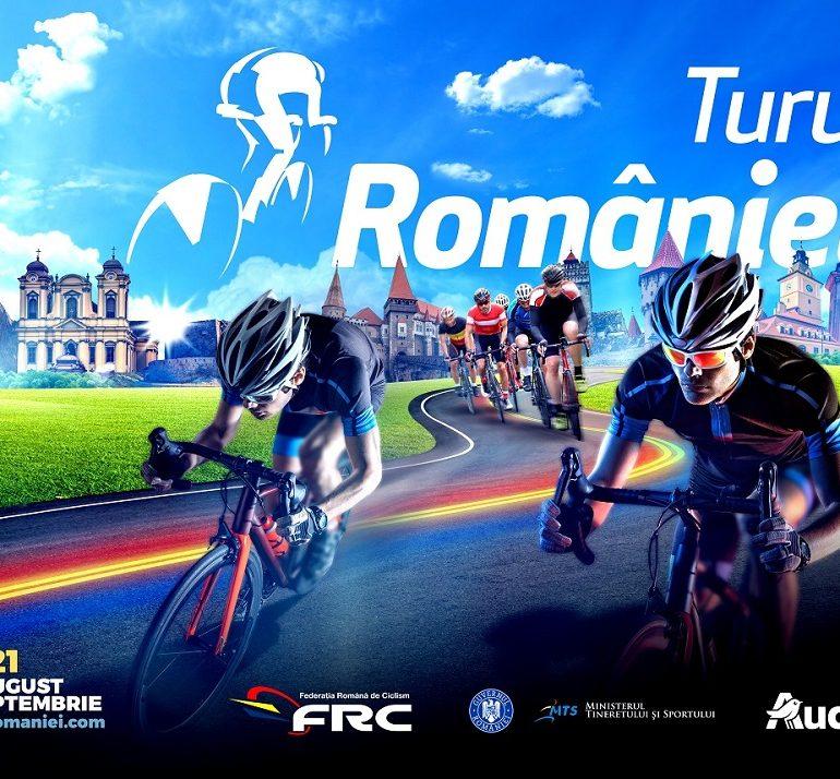 Turul României 2021 va avea loc în perioada 31 august – 5 septembrie și va debuta la Timișoara
