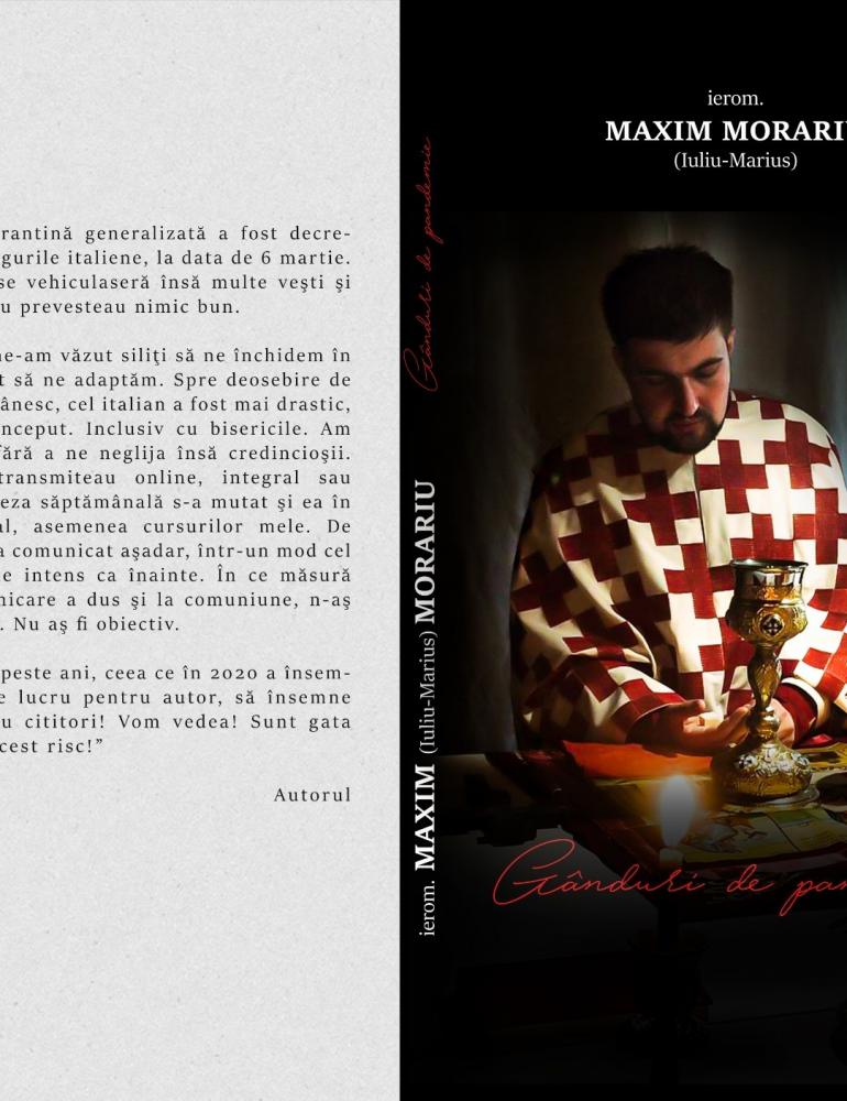 """Lansare de carte la Biblioteca Județeană """"Lucian Blaga"""" Alba"""