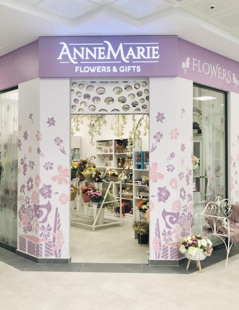 """""""AnneMarie Flowers and Gifts"""", o nouă florărie în Alba Iulia unde pasiunea și respectul pentru arta aranjării florilor se îmbină cu delicatețea"""