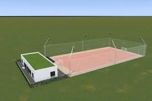 În Parcul Arini din Sebeș vor începe lucrările pentru construirea unei baze sportive de tip 2