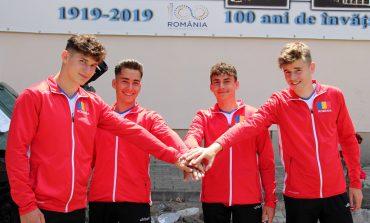 """Țineți-ne pumnii să obținem un rezultat bun la """"1st International Cadet Cup""""!"""