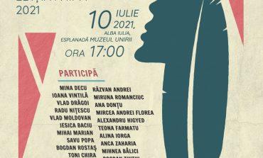 """Alba Iulia Stand – Up Poetry, un proiect al Bibliotecii Județene """"Lucian Blaga"""" Alba ajuns la cea de-a treia-a ediție"""