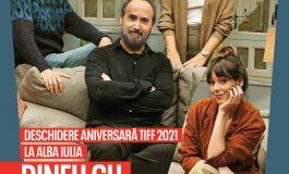 """Deschidere aniversară TIFF la Alba Iulia """"Dineu cu vecinii de sus"""", în premieră pe 23 iulie"""