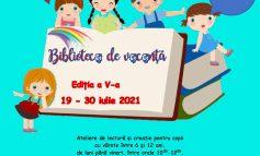 La Sebeș, începe BIBLIOTECA DE VACANȚĂ, ediția a V-a!